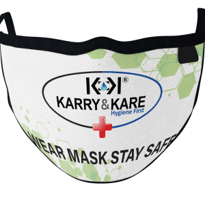 WEAR MASK STAY SAFE