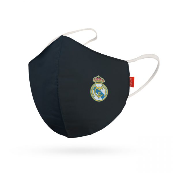 Real Madrid Face Mask For Boys