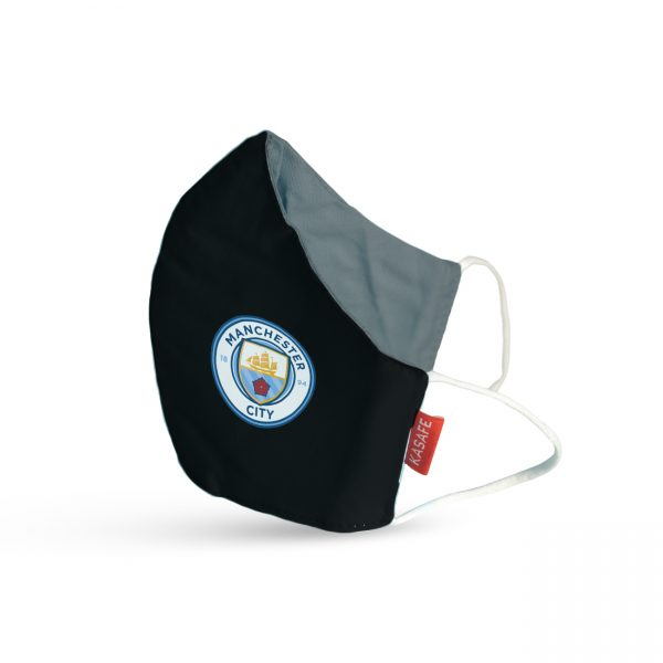 FC Protective Face Mask For Boys-Manchester City